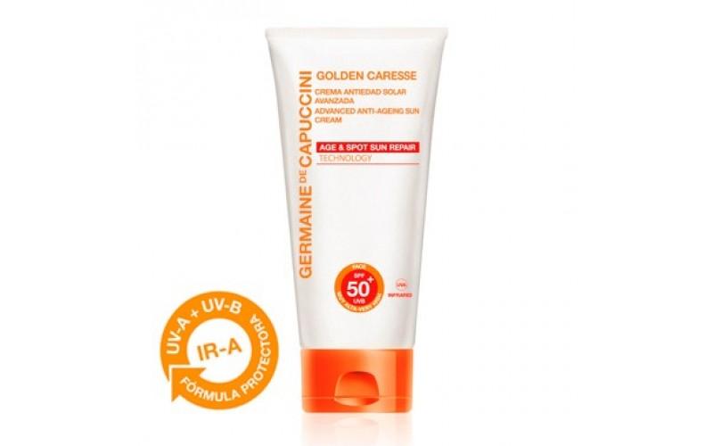 Крем антивозрастной солнцезащитный SPF50 SOLAR